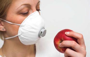 Alergia a los alimentos?