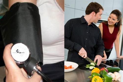 Alimentos especiales para la hipertensión