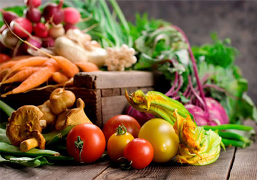 Alimentos mediterráneos