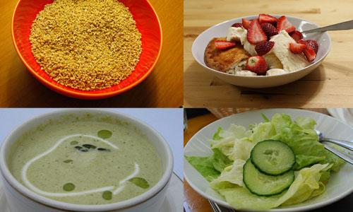 Alimentos para bajar de peso en verano