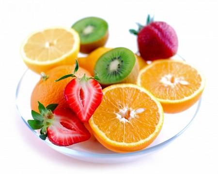 Alimentos por colores