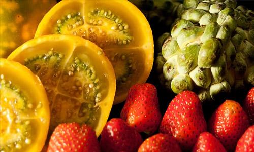 Alimentos que ayudan a bajar el colesterol