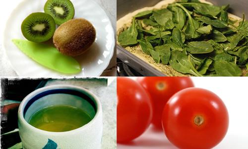 Alimentos saludables que te harán ver hermosa