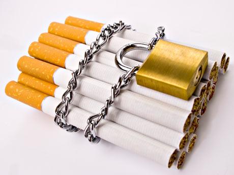 Ayudas alimenticias para dejar de fumar