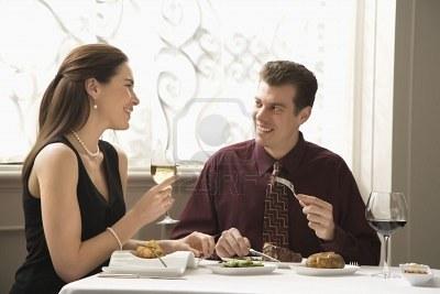Ayudas para salir a comer en un restaurante