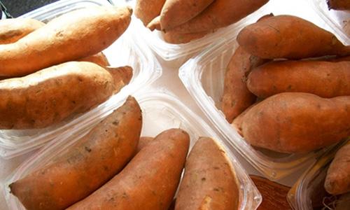 Resultado de imagen de patatas dulces