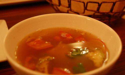 Beneficios para la salud de la sopa de pollo
