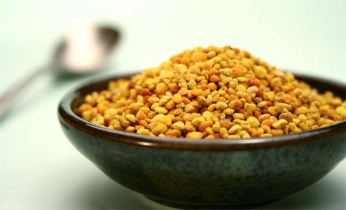 Carga tus pilas con polen