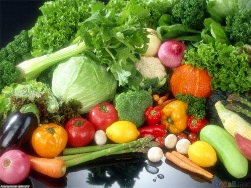 Colores para una vida saludable