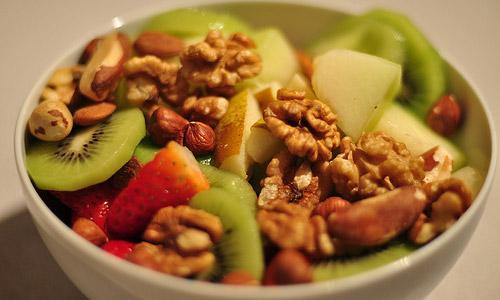 Come sano y bajarás rápido de peso