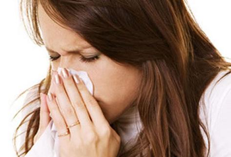 Comer bien para controlar la sinusitis