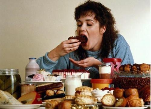 Cómo comer menos?