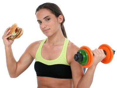 Cómo ganar peso en músculo
