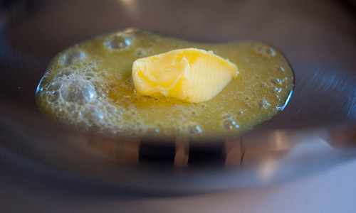 Conoce los beneficios de la mantequilla