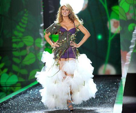 Consejos de los ángeles de Victoria Secret para estar en forma