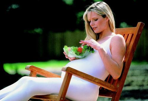 Consejos nutricionales para embarazadas