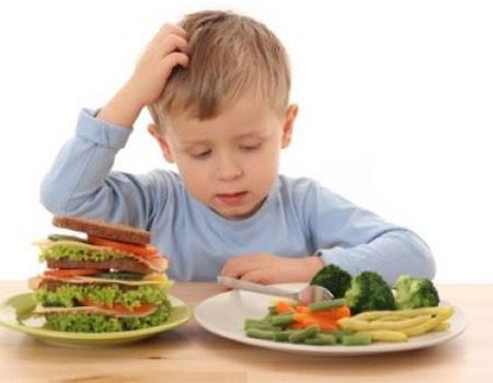 Consejos para la nutrición de los niños