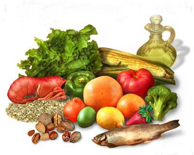 Dieta para evitar un abdomen hinchado