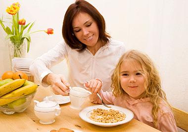 Dietas nutricionales en niños y adultos