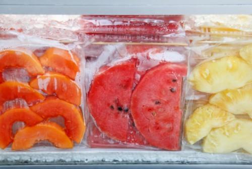 El cuidado de las frutas a la hora de guardarlas