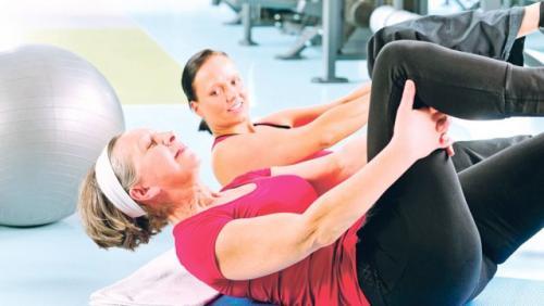El ejercicio según la edad