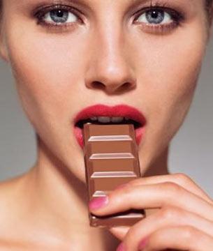 El mito que el chocolate engorda