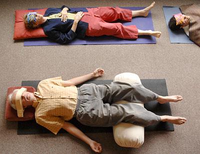 El yoga Nidra: ideal para aquietar la mente