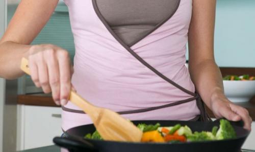 Es posible cocinar sin una gota de aceite!