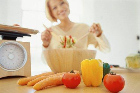 Estrategias en alimentación para perder peso