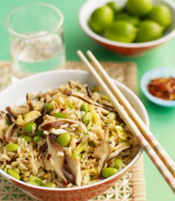 Filosofía oriental a la hora de comer