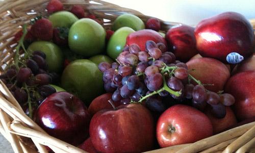 Frutas que son buenas para la piel