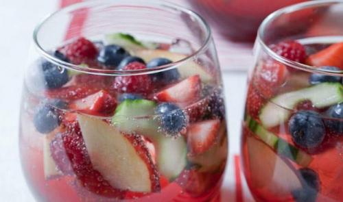 Gaseosas frutales