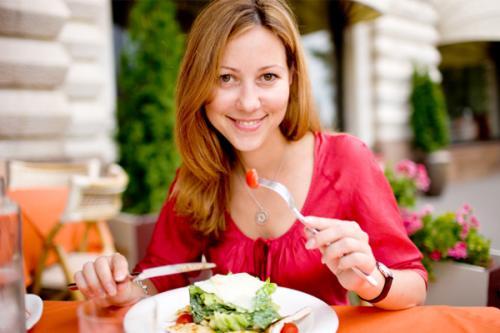 Ideas de dietas para salir a cenar