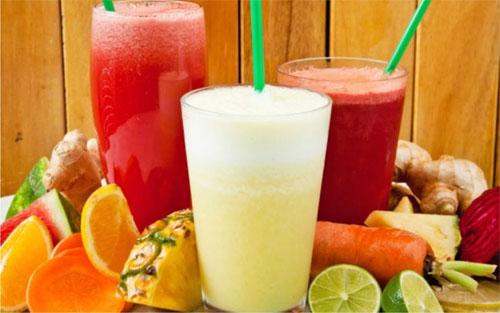 Jugos nutritivos que ayudan a adelgazar (I)