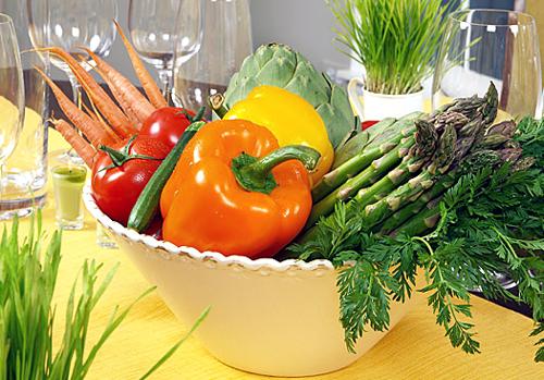 Lo bueno de la comida orgánica