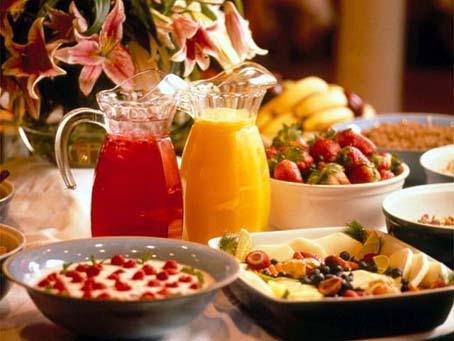 Lo positivo de desayunar