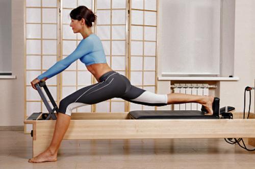 Los pilates, ejercicios benéficos para la salud