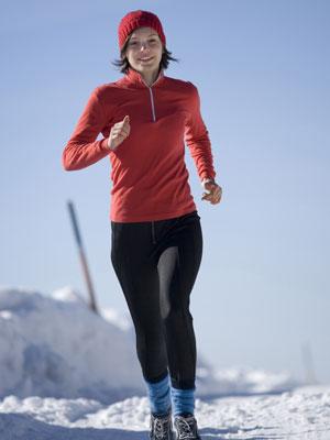 No perder la rutina deportiva en invierno