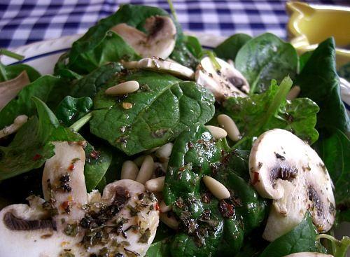 Nuevas recetas de ensaladas