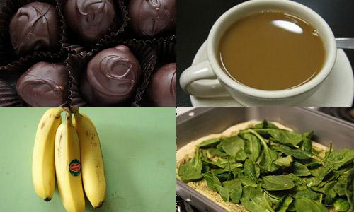 Ocho alimentos para mejorar tu estado de ánimo de forma instantánea
