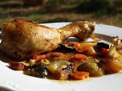 Otras maneras de preparar el pollo canal nutrici for Maneras de cocinar pollo