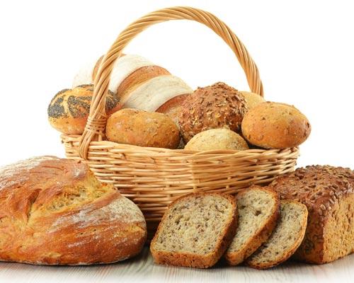 Panes de todo tipo!