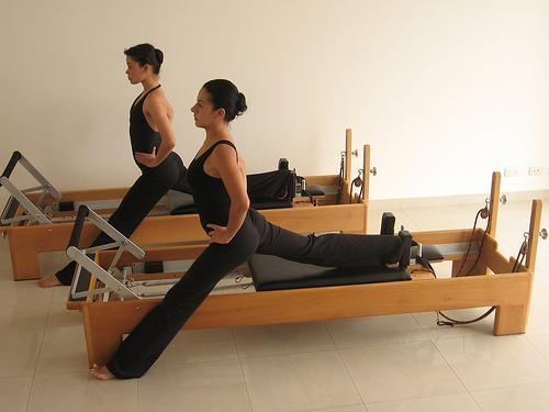 Pilates: control y flexibilidad