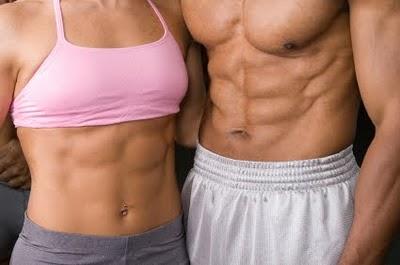 ¿Por qué no tenemos un abdomen plano?