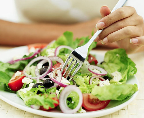 Principíos para una dieta vegetariana