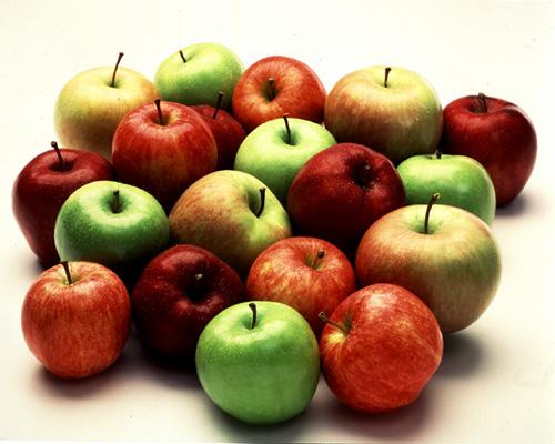 Propiedades alimenticias de la manzana