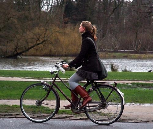Razones para el uso de la bicicleta