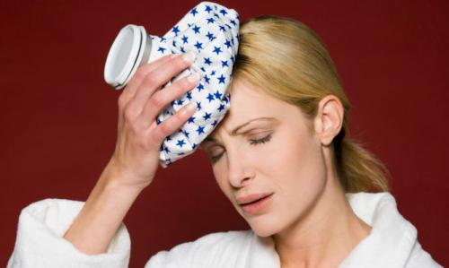 La osteocondrosis como la causa de la jaqueca