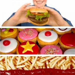 Salud ósea y comida rápida