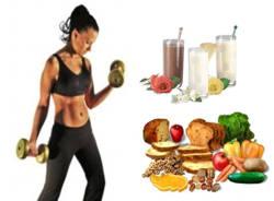 atletas y nutrición adecuada